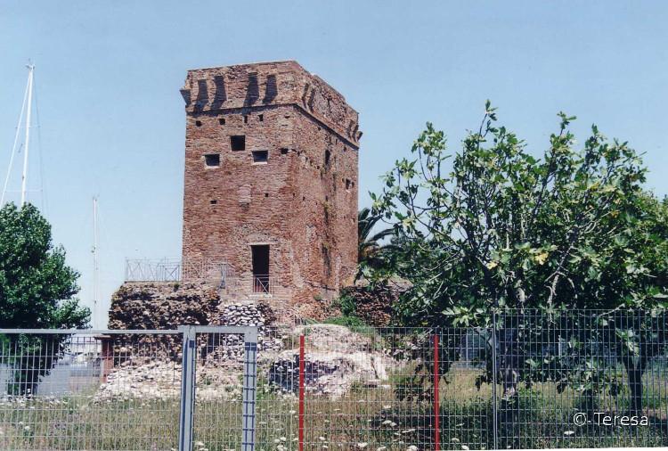 Tour médiévale de Boacciana