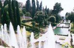 La villa d\'Este à Tivoli