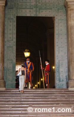 Garde suisse du Vatican