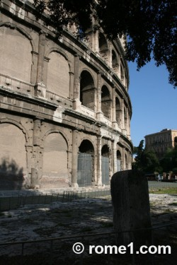 jeux du cirque et jeux du Colisée