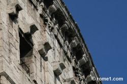 velum du Colisée de Rome