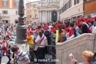 Réglementation autour des fontaines de Rome