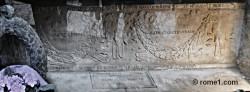 tombeau de Raphaël au Panthéon de Rome