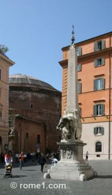 Autres obélisques de Rome