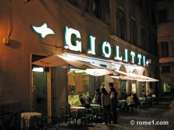 Glaces Giolitti