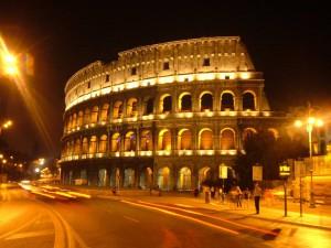 Nouvel an à Rome Noël à Rome