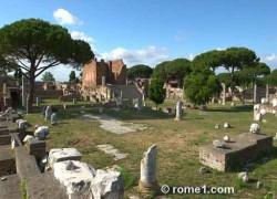 autour de Rome, le Latium