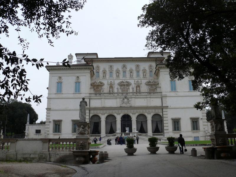 La Galleria Borghese