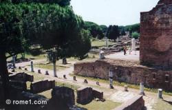le forum d'Ostie