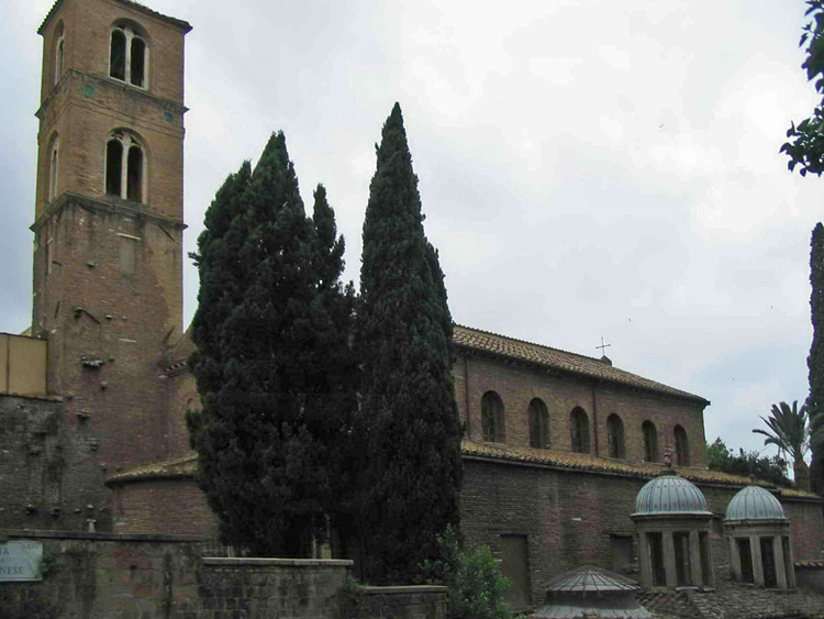 Basilique Santa Costanza à Rome