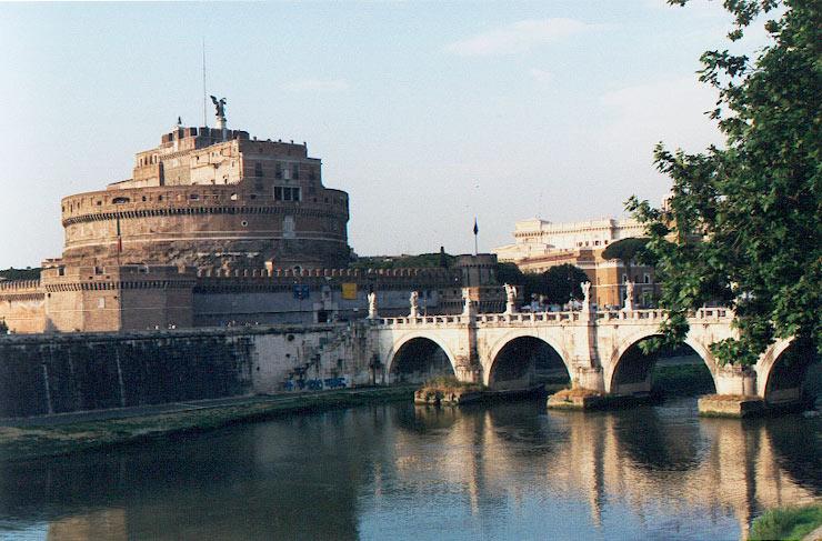 château saint-ange rome