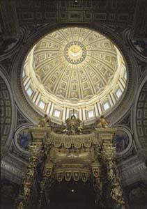 dôme de Saint Pierre