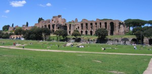 Le CIrco Massimo à Rome