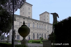 galleria Borghese, galerie et musée