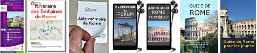 Plan de Rome Guide de Rome Audioguide Rome