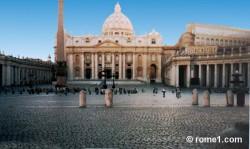 Place Saint Pierre du Vatican
