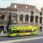 Bus touristiques