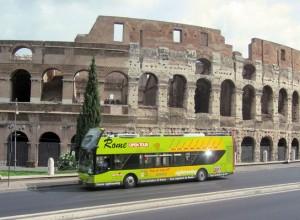Réserver un tour en bus à Rome