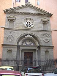 Saint Yves des Bretons à Rome