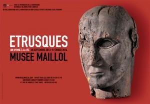 Les Etrusques, un hymne à la vie