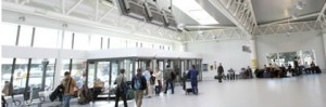 Aéroport Ciampino à Rome