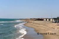 plages de Rome