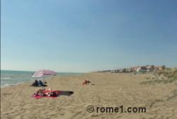 Les plages de Rome