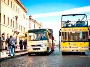 Omnia Vatican Rome et bus Cristiana
