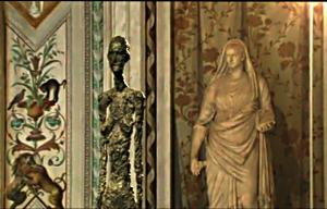 Giacometti Borghese Rome