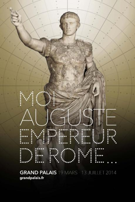 Exposition Moi Auguste empereur visites guidées