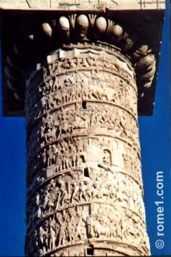 colonne de Marc-Aurèle