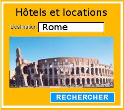 H�tels Rome