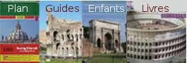 Vente en ligne de Plans, guides, livres sur Rome