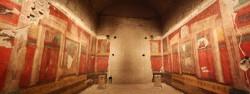 Maison d'Auguste à Rome