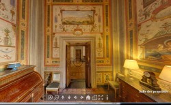 Visite 3D du palais Farnese à Rome