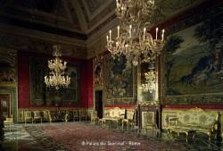 Visiter le Palais du Quirinal à Rome