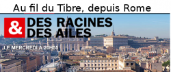 Des racines et des ailes : Au fil du Tibre depuis Rome