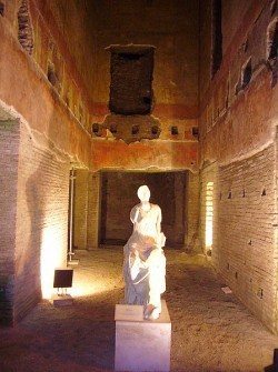 Domus aurea à Rome