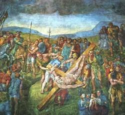 Tombe de Saint Pierre au Vatican