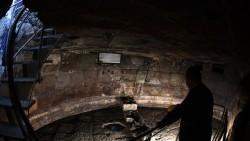 Prison de saint Pierre à Rome Carcer Tullianum Prison marmetine