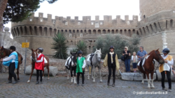 Palio de l' équinoxe d' automne d' Ostia antica