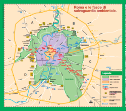 Rome sans voitures hiver 2016-2017
