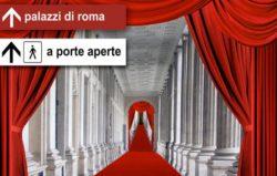 Portes ouvertes dans les palais de Rome
