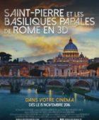 Le film Saint-Pierre et les Basiliques Papales de Rome