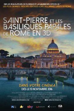 film Saint-Pierre et les Basiliques Papales de Rome