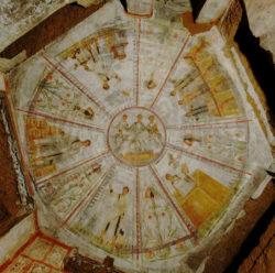Catacombes de Domitilla à Rome