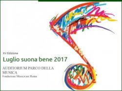 Eté 2017 à Rome Luglio suon bene 2017