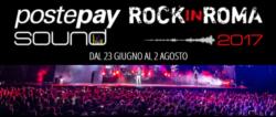 Eté 2017 à Rome Rock in Roma