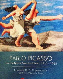 exposition Picasso à Rome