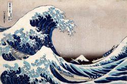 Exposition Hokusai à Rome